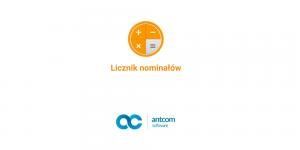 Licznik nominałów AntCom Software